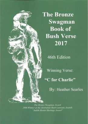The Bronze Swagman Book of Bush Verse 2017